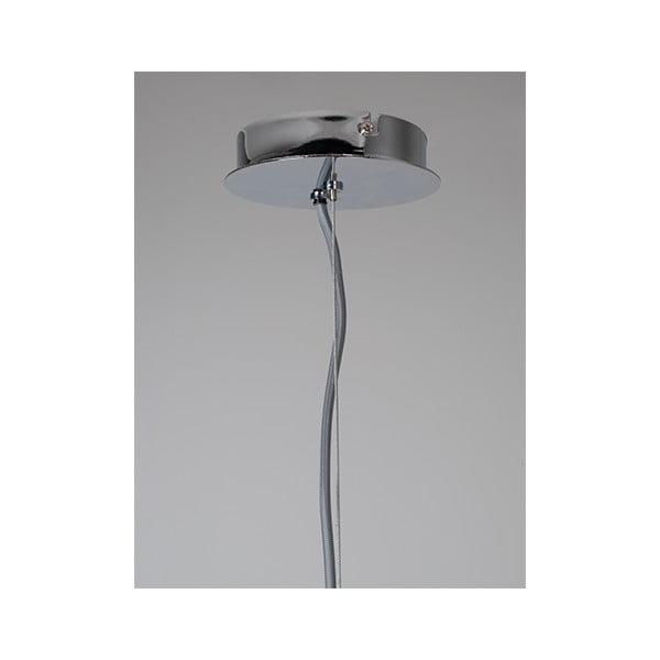 Retro ezüst színű függőlámpa, Ø 40 cm - Zuiver