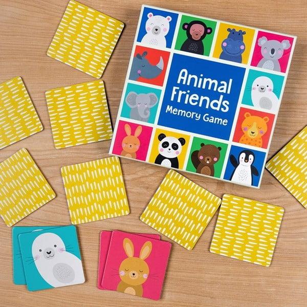 Animal Friends memóriajáték - Rex London