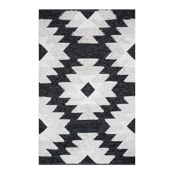 Indian pamutszőnyeg, 120 x 180 cm - Eco Rugs
