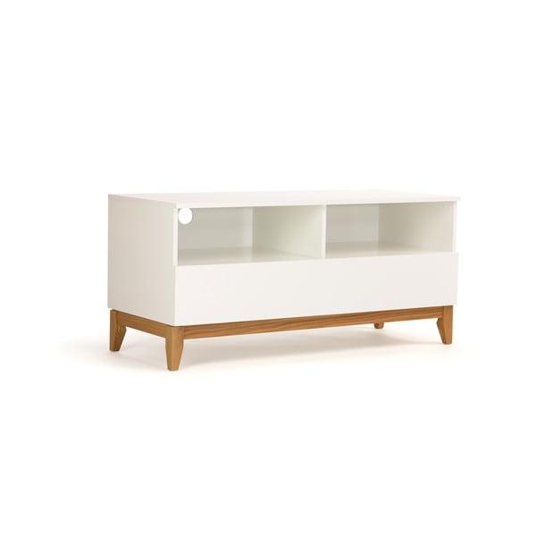 Blanco fehér TV-állvány - Woodman