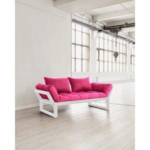 Edge White/Pink kanapé - Karup