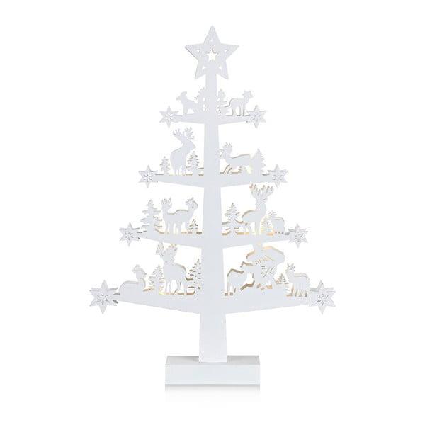 Prince fehér világító dekoráció, magasság 47 cm - Markslöjd
