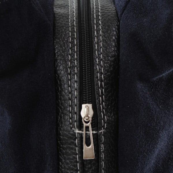 Westo sötétkék bőr kézitáska - Chicca Borse
