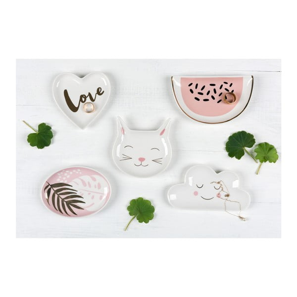 Watermelon porcelán kistányér - Rex London