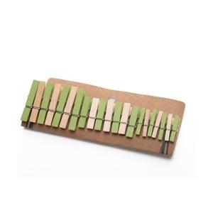 Chacha bambusz ruhacsipesz, 21 db - Bambum