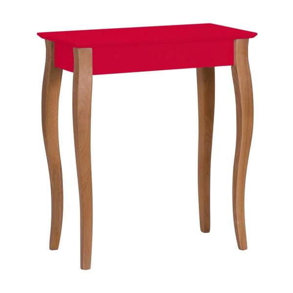 Lillo piros konzolasztal, szélessége 65 cm - Ragaba
