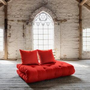 Shin Sano Natur/Red kinyitható kanapé - Karup