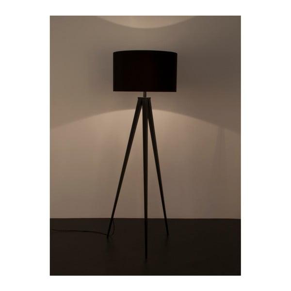 Tripod fekete állólámpa - Zuiver