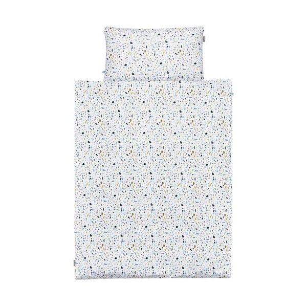 Terrazzo gyerek pamut ágyneműhuzat garnitúra, 100x135cm - Mumla