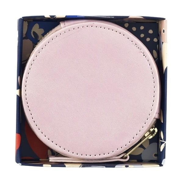 Rózsaszín aprópénztartó, kulcstartóval - Busy B