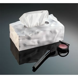 Box na kapesníčky Essey Wipy II White