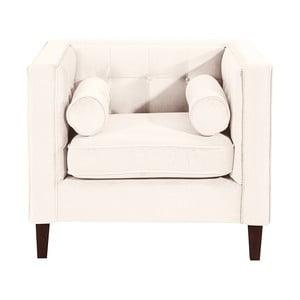 Jeronimo krém színű fotel - Max Winzer
