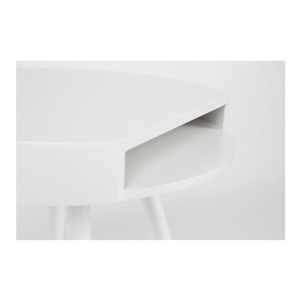 Hide & Seek fehér dohányzóasztal - Zuiver