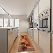 Spices rendkívül ellenálló konyhai szőnyeg, 60 x 150 cm - Floorita