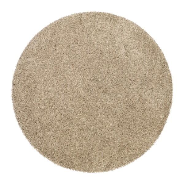Aqua bézs szőnyeg, ⌀ 80 cm - Universal