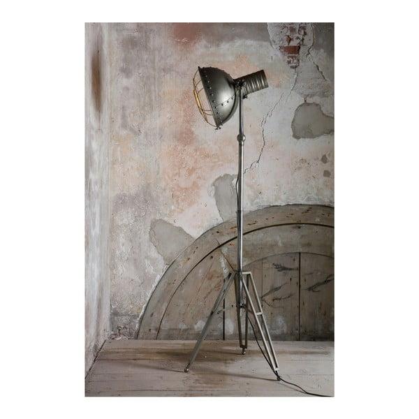 Spotlight állólámpa, szürke - BePureHome