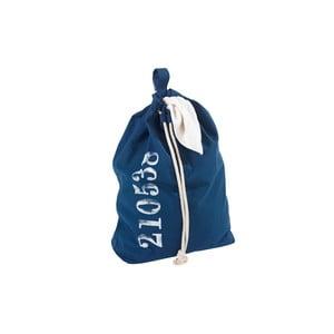 Sailor kék felakasztható szennyestartó kosár, 50 l - Wenko