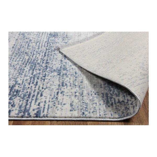 Shaggy Blue szőnyeg, 133 x 190 cm