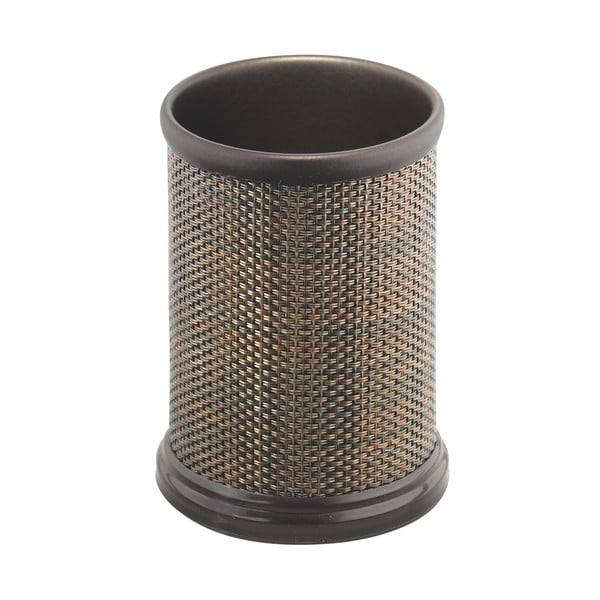 Twillo barna fogkefetartó pohár - InterDesign