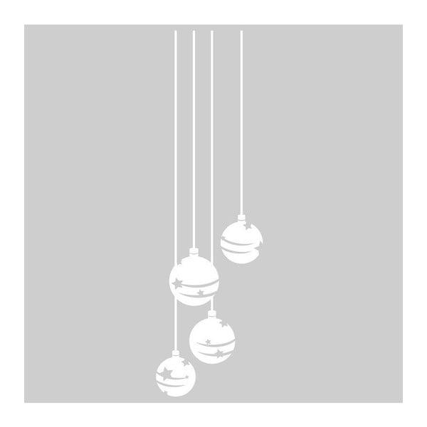 Christmas Ball karácsonyi falmatrica - Ambiance