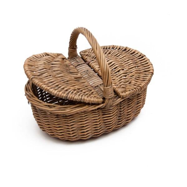 Antique Picnic nagyméretű piknik kosár - Antic Line