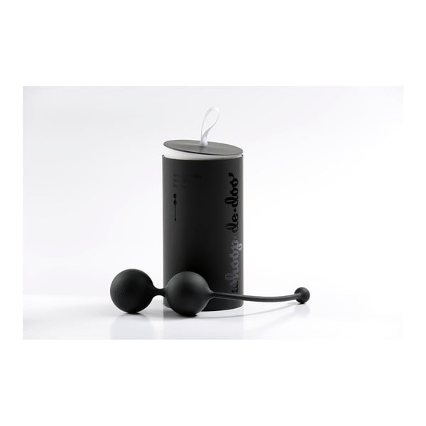 Stílusos fekete gésagolyók, 102 g - Whoop.de.doo