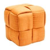 Woven narancssárga ülőke - Kare Design