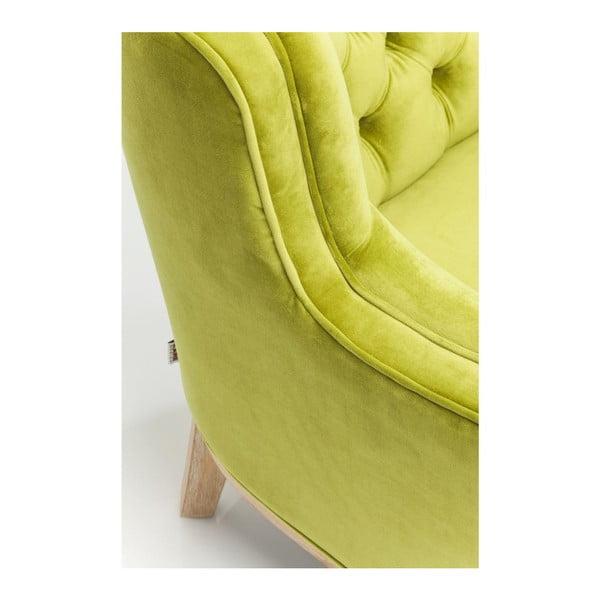 Coffee Shop zöld fotel - Kare Design