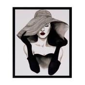 Woman kép, 25 x 30 cm - sømcasa