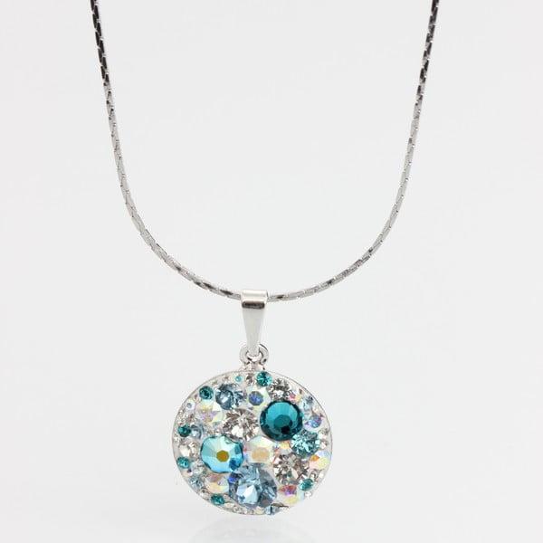 Bernardette nyaklánc Swarovski Elements kristályokkal - Laura Bruni