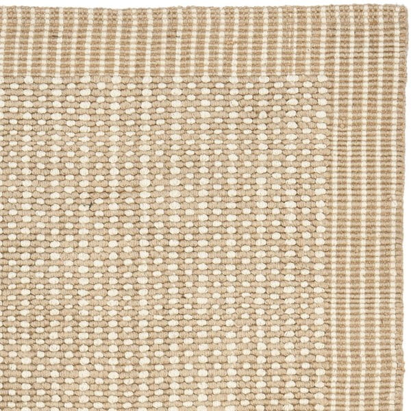 Luigi Natural szőnyeg, 243x152 cm - Safavieh
