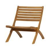 Lois kerti fotel tömör eukaliptusz fából - WOOOD