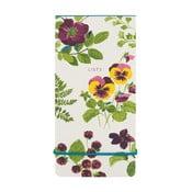 Laura Ashley Parma Violets gumis vonalas jegyzetfüzet, 100 lapos - Portico Desings