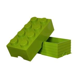 Lime zöld tárolódoboz - LEGO®