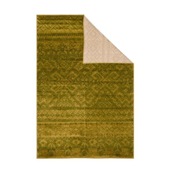 Amina Area zöld szőnyeg, 182x121cm - Safavieh
