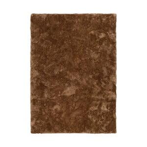 Hnědý koberec Universal Nepal Liso Marron, 80 x 150 cm