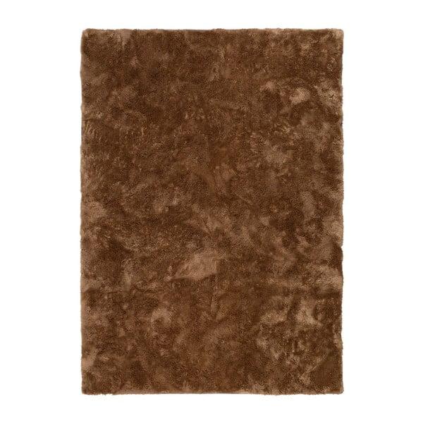 Nepal Liso Marron barna szőnyeg, 140 x 200 cm - Universal