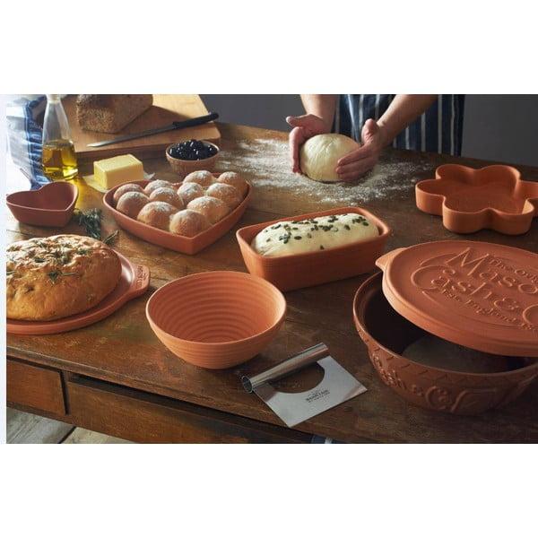 Bread terrakotta tál fedővel, ⌀ 29 cm - Mason Cash