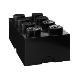 Fekete tárolódoboz - LEGO®