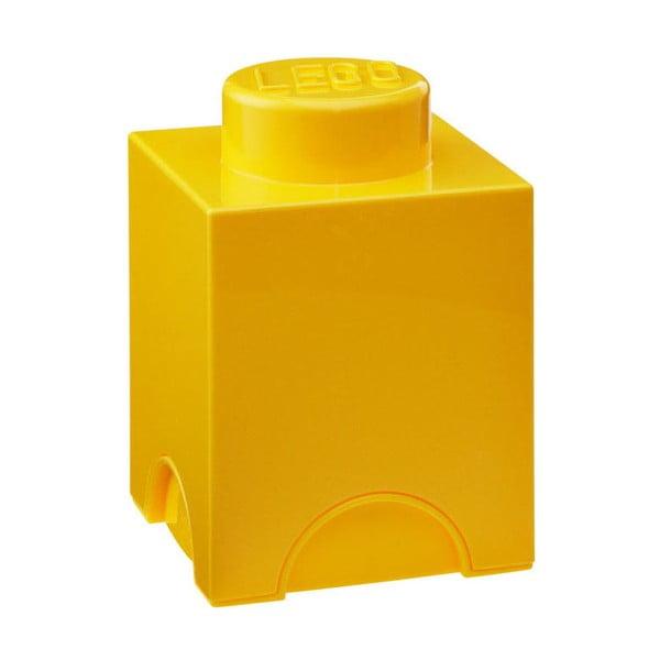 Sárga tárolódoboz - LEGO®