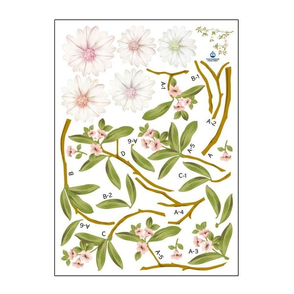 Flowering Magnolia falmatrica szett - Ambiance