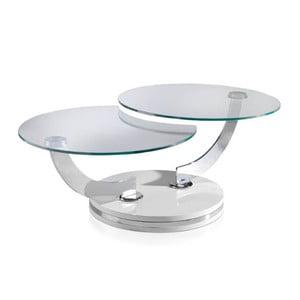 Evita összecsukható dohányzóasztal, fehér lábakkal - Ángel Cerdá
