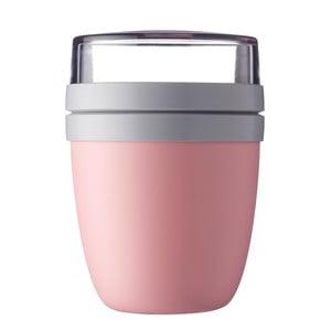 Ellipse rózsaszín joghurttartó - Rosti Mepal