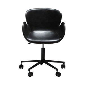 Denmark Gaia fekete irodai szék - DAN-FORM