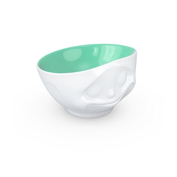Fehér-nefrit 'boldog' porcelán tálka - 58products
