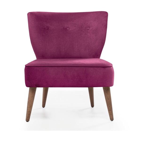 Home Molly rózsaszín kárpitozott szék - Balcab