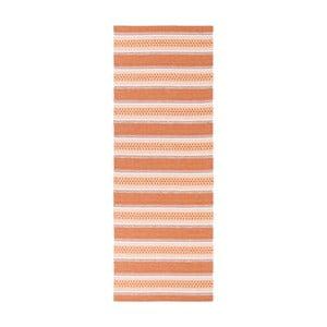 Runo narancssárga bel-/kültéri futószőnyeg, 70 x 150 cm - Narma