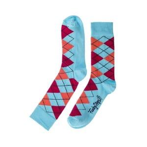 Caro színes zokni, mérete 39 – 45 - Funky Steps