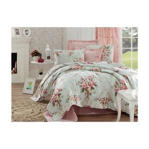 Romantic Breeze vékony pamut ágytakaró, 160 x 235 cm