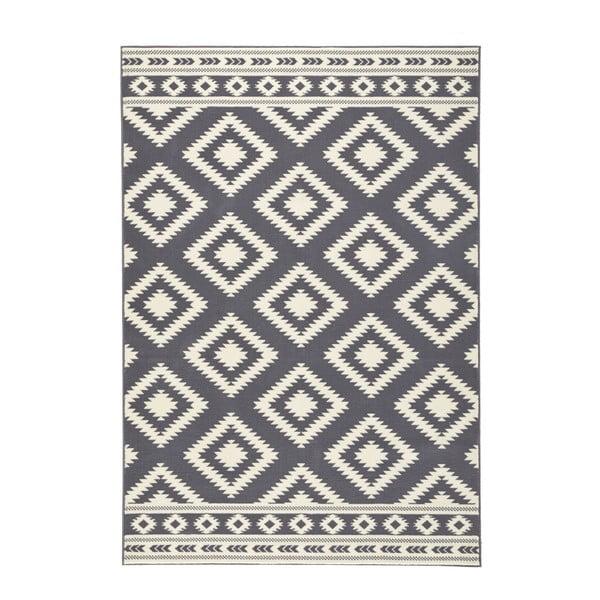 Gloria Ethno szürke szőnyeg, 160 x 230 cm - Hanse Home